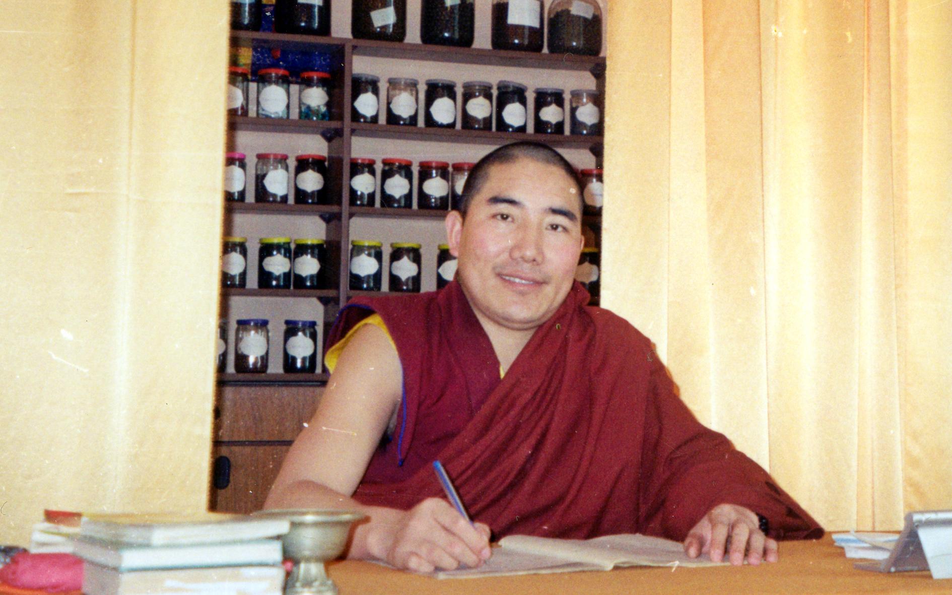 Врач тибетской медицины 14 фотография